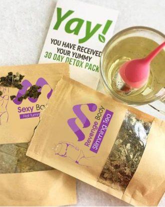 30day Slimming/Flat Tummy Tea