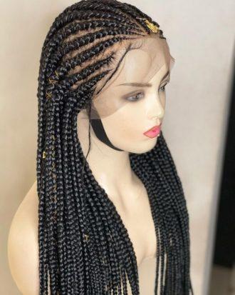 Braided Luxury Wigs